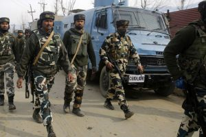 Firing incident in J-K was militant attack: Police