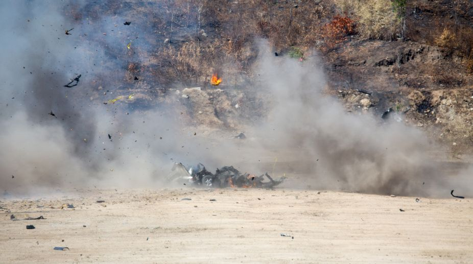 Kabul, Explosion, foreign contractor, four injured