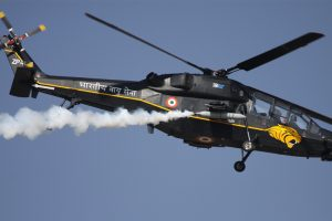 HAL to supply 41 Advanced Light Helicopters to Indian armed forces