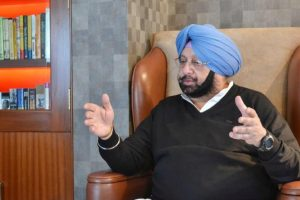 Punjab court summons CM Amarinder in I-T case