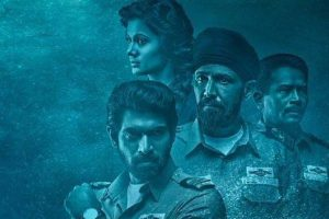 The Ghazi Attack Movie Review: Sinks without a trace