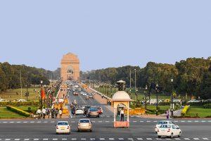 Sunny Thursday in Delhi