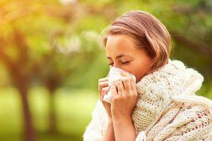 Sneezing is like falling in love!