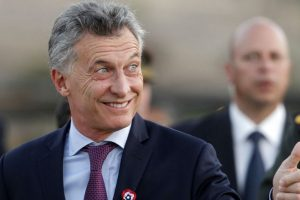 Macri, Trump discuss region on phone