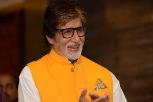Big B: 'Padmavati' a gift of extraordinary vision