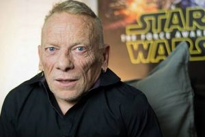 Jimmy Vee is 'Star Wars' new droid R2-D21