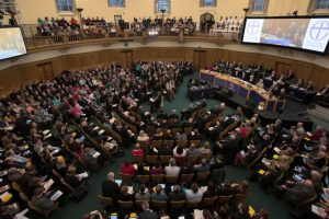 Church of England rejects opposition to gay marriage, activists happy