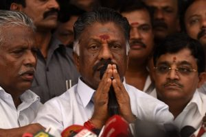 Positive result on merger in a day or two: Panneerselvam