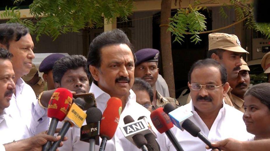 DMK leader, MK Stalin, Tamil Nadu Governor, Banwarilal Purohit, Central government
