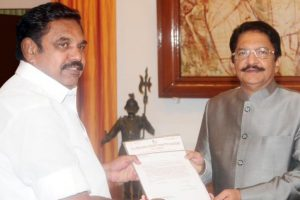 Ahead of confidence vote, TN CM loses another legislator