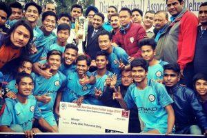 Wills Youth Club win Dehradun football league