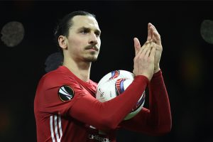 Europa League: Zlatan does the trick for Manchester United