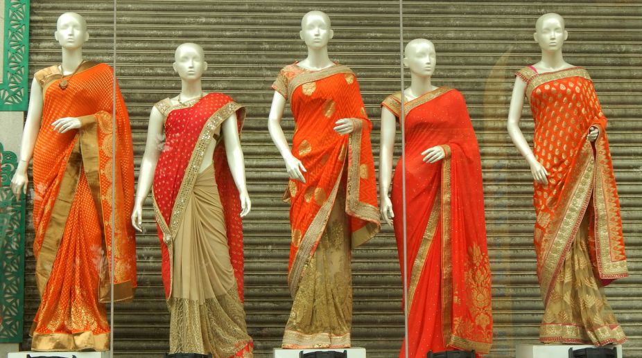 saree, blouse, fashion, lace, embroidery