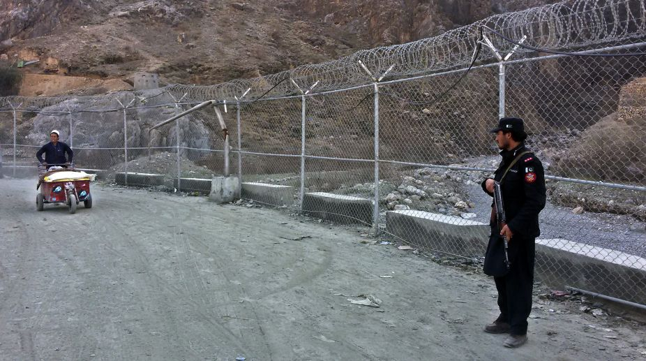 Pakistan, illegal border crossing, security forces, foreigners, Punjab province