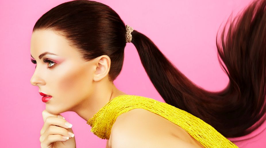 Pretty ponytail: Five glam tips every girl must know