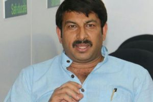 Cowardly attacks can't deter me, says Manoj Tiwari