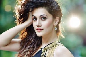 Tapsee's new mission 'Naam Shabana'