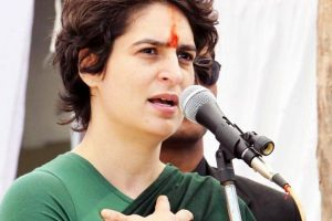 UP election 2017: Priyanka attacks PM Modi in Rae Bareli