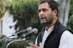 Rahul Gandhi calls loan waiver in UP a 'partial relief'