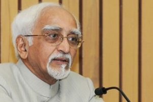 Development must reach last in line: Hamid Ansari