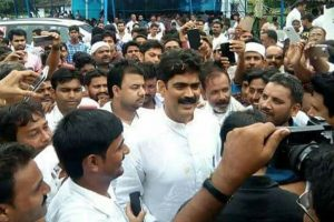 Shahabuddin brought to Patna on way to Tihar