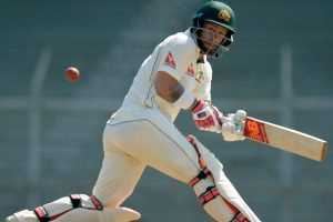 Wade, Marsh excel as Australia reach 436/6 at lunch