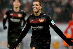 Bundesliga: Chicharito guides Leverkusen past Augsburg