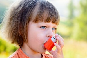 Gut bacteria, not just genetics, linked to asthma