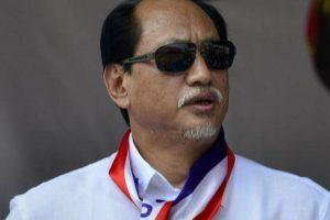 Nagaland ruling party backs Neiphiu Rio to replace CM Zeliang