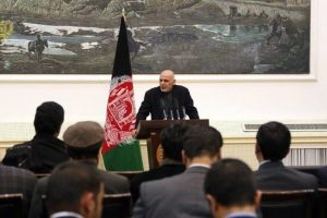 Aghanistan urges Pakistan to act against all terror groups
