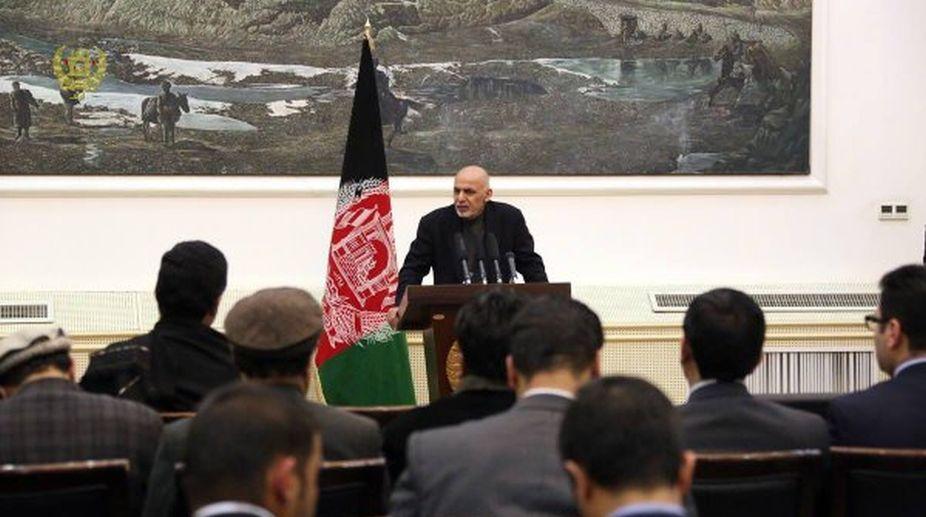 Afghanistan, Ashraf Ghani, Taliban, peace talks