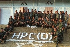 Mizoram Government holds peace talks with HPCD