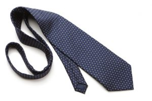 The old school tie