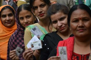 UP Election 2017: Women vote in large numbers