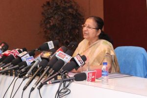 Sumitra Mahajan to attend special parliamentary session in Sri Lanka