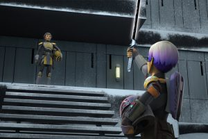 Star Wars Rebels S03E15: Legacy of Mandalore review