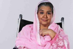 I'm hale and hearty: Farida Jalal on death hoax