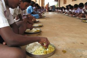 230 students fall sick after eating food at school