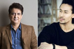 When Tiger Shroff surprised Sajid Nadiadwala!