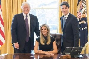 Ivanka Trump calls for religious tolerance
