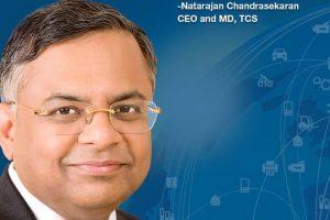 N Chandrasekaran takes over as Tata Sons chairman