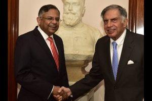 Three strategic priorities of new Tata Sons chief Chandrasekaran