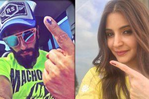 BMC polls: Bollywood celebs vote
