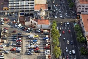 Mexico City ranked world's most congested city