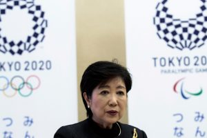 Cost of hosting Olympics spiralling out of control: Tokyo Governor