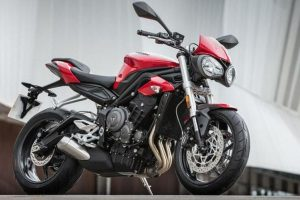 Triumph to launch 2017 Street Triple S by June/July this year