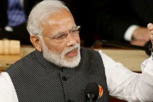 BJP wants to double farmers' income: PM Modi