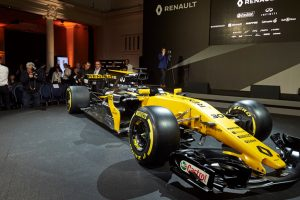 Renault launches new car for 2017 Formula 1 season