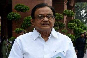 Threat of economic slowdown is real: Chidambaram