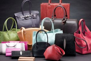 Brighten your day with glam bags